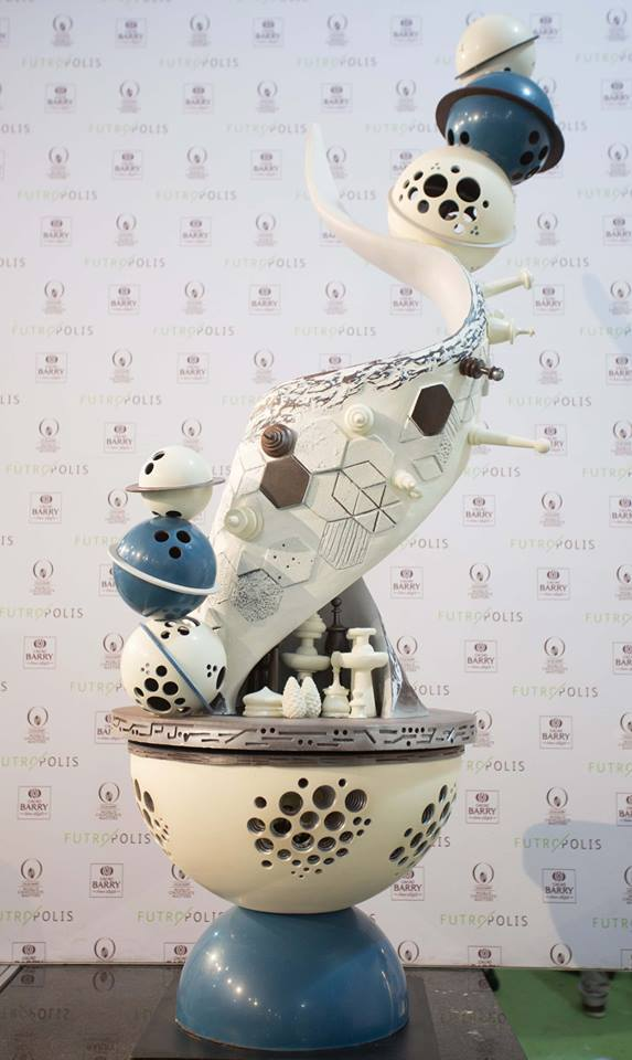 Ivan Pascual - World Chocolate Masters